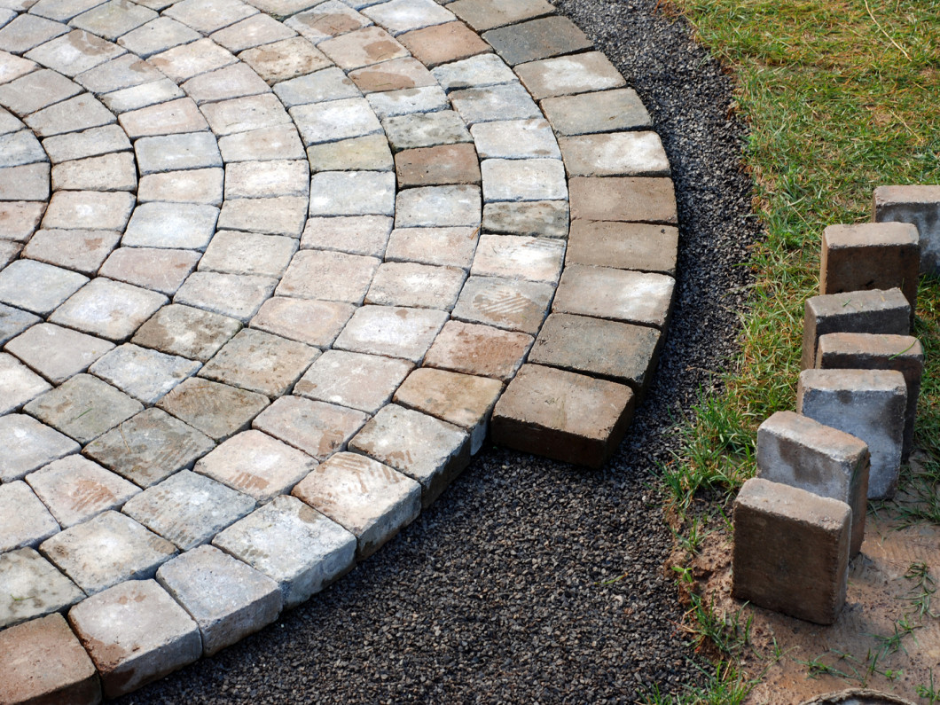 Patio Stones in Fort Worth, TX